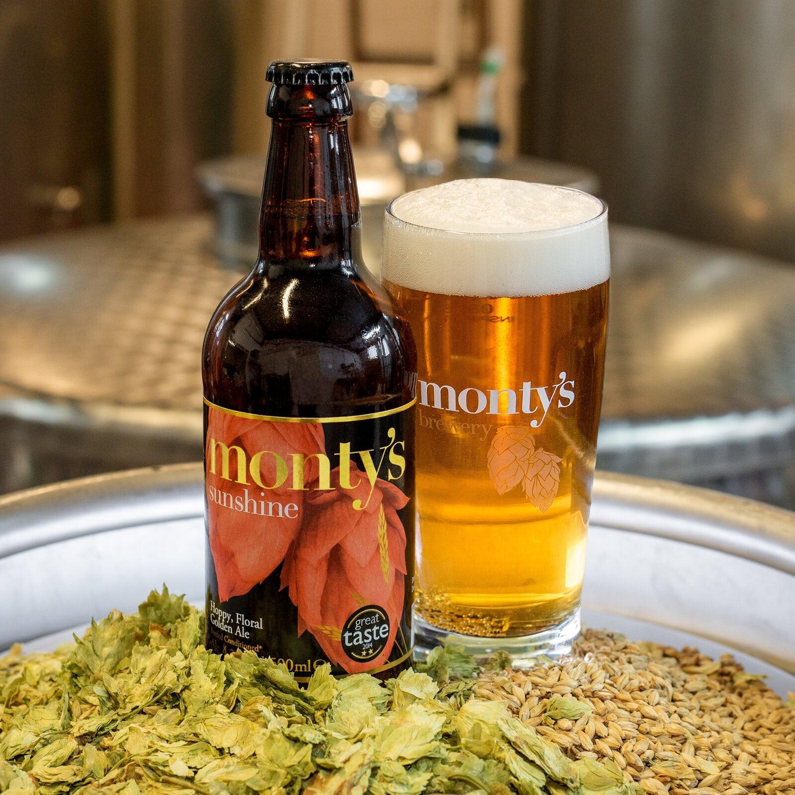 © Monty's Brewery